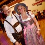 Tanzfreizeit 2017 - Tanzlehrer Olaf und Andrea Hoeft (Landsberg)