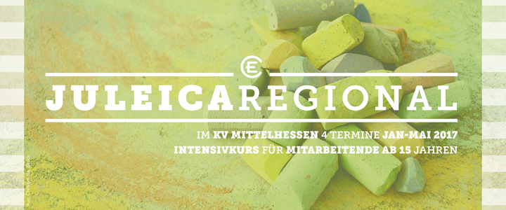 NEU: Juleica Regional im KV Mittelhessen