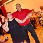 Tanzfreizeit 2017 - Tanzlehrer Karsten und Svenja Kopjar (Erfurt)