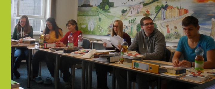 Merkblätter und Jugendbundbrief - ein Service für EC-Jugendarbeiten im ECHN