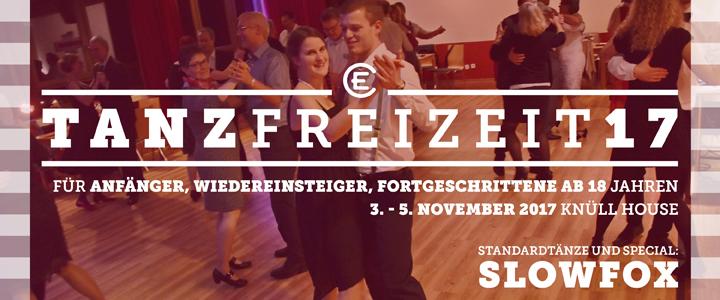 Tanzfreizeit 2017