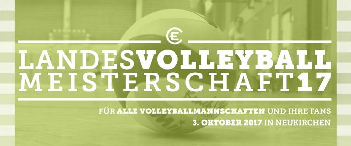 Volleyballmeister 2017 gesucht!
