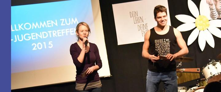 Rückblick auf das EC Jugendtreffen 2015: Dein Leben – Deine Entscheidung
