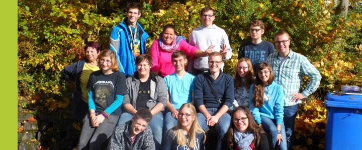 Juleica 2015 = 13 neue Jugendleiter