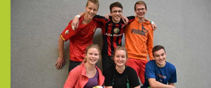 EC Bad Homburg 1 ist Landesvolleyballmeister 2015