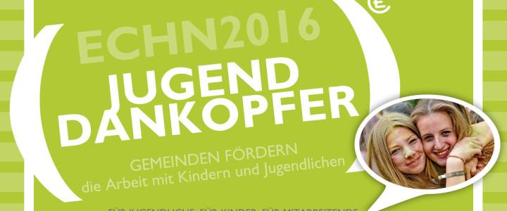 Bitte mitmachen: ECHN Jugenddankopfer 2016