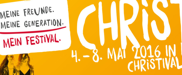 Komm zum Christival 2016!