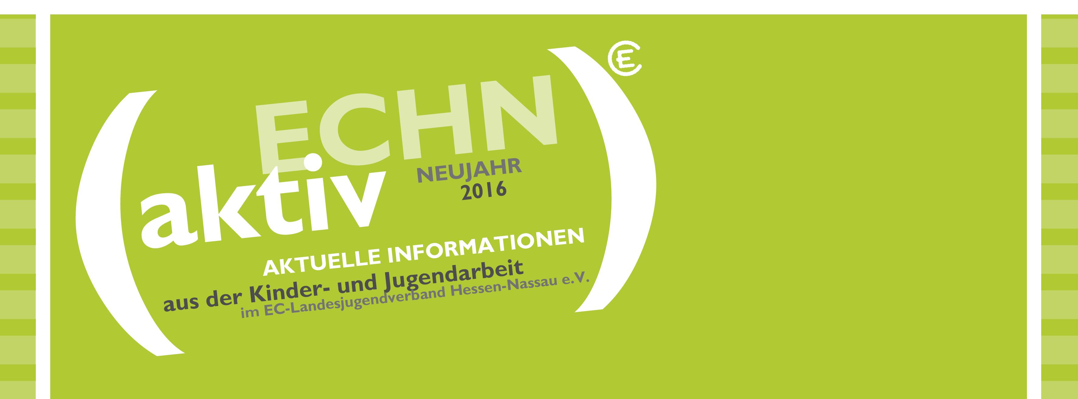 ECHN aktiv Neujahr