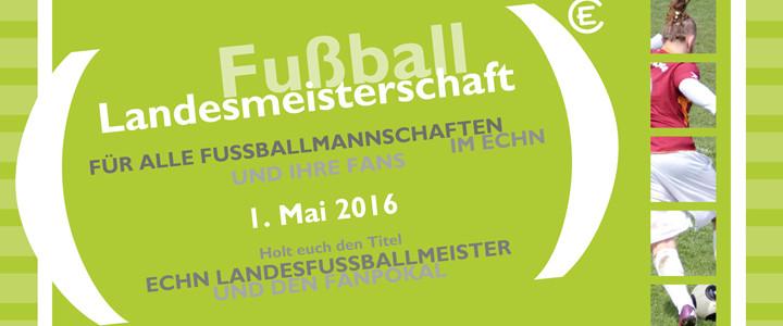 Wer wird Landesfußballmeister 2016?