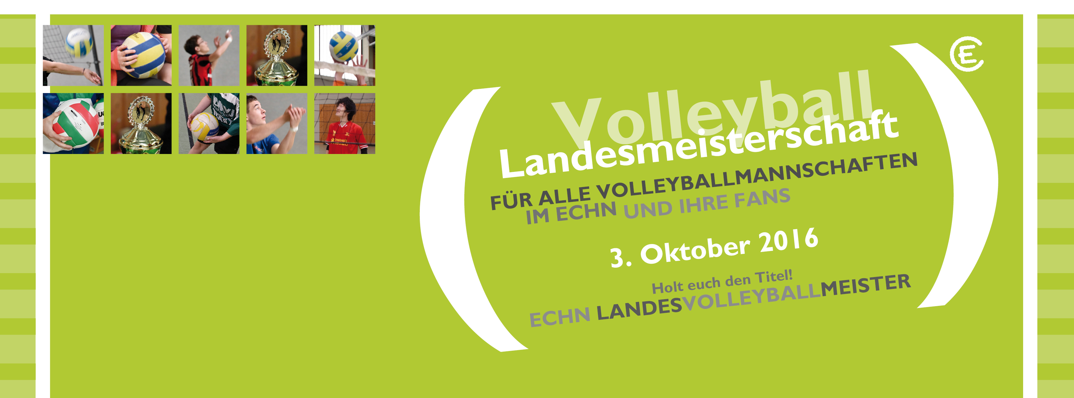 Landesvolleyballmeisterschaft 2016