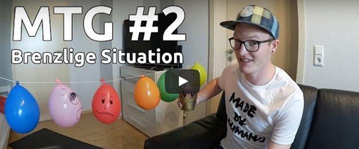 Message ToGo #2: Brenzlige Situationen