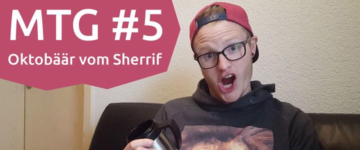 Message ToGo #5: Von Kaffee und Sorgen