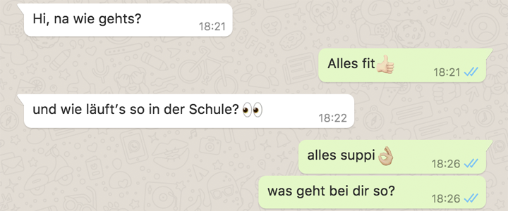 Message ToGo #14: Alles Happy Clappy?