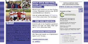 ECHN Landesfußballmeister 2018 Flyer Seite 2