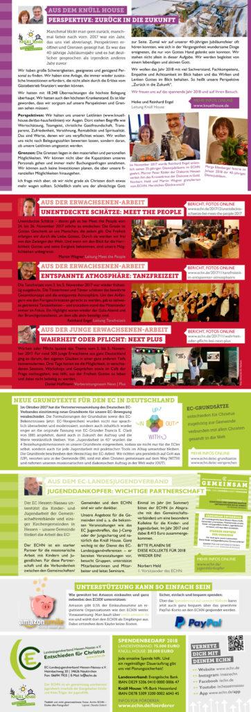ECHN aktiv 1-2018 Seite 2