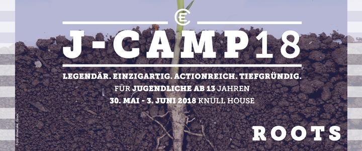 J-Camp 2018: Roots – echt elementar