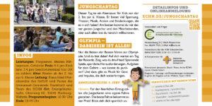 Jungschartag 2018: Olympia – Dabeisein ist alles Flyer Seite 2