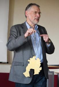 Rücktritt Norbert Held
