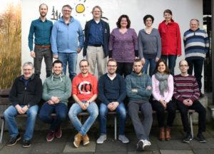 ECHN Vorstand 2018