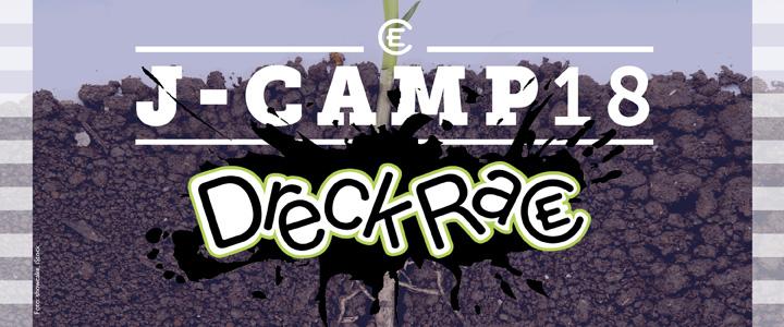 DRECK RACE 3.0 – dein Einsatz beim J-Camp