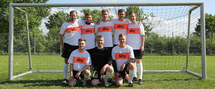 Landesfußballmeister 2018: EC Friedrichshausen