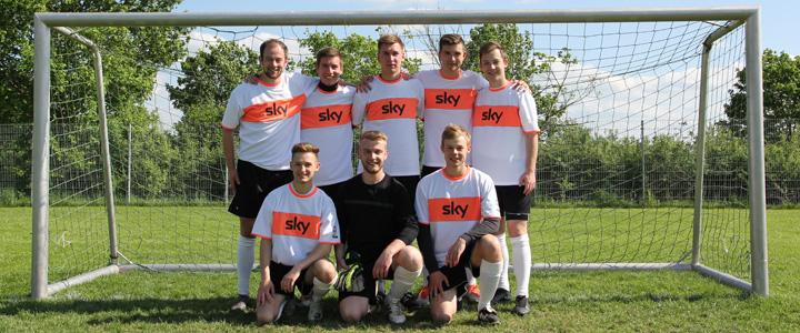 Landesfußballmeister 2018 EC Friedrichshausen