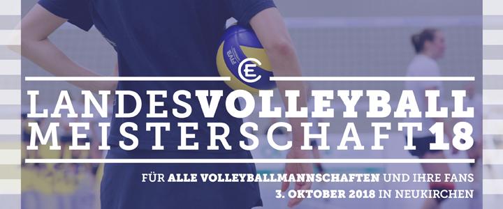 Volleyballmeister 2018 gesucht!
