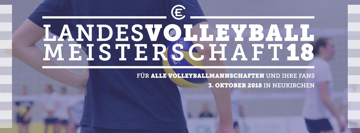 Meisterschaft Volleyball