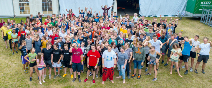 Roots: Ein legendäres und elementares J-Camp