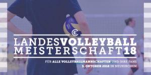 Volleyballmeister 2018 gesucht Flyer Seite 1