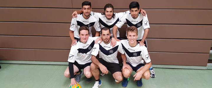 EC Bad Homburg ist Landesvolleyballmeister 2018