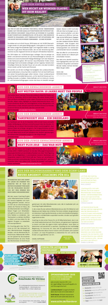 ECHN aktiv 1-2019 Seite 2