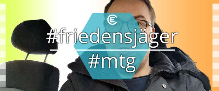 Message ToGo Friedensjäger