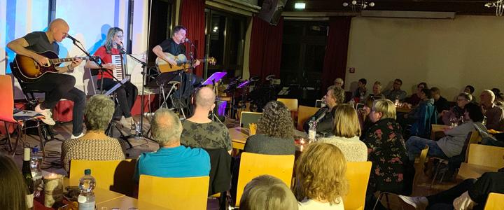 Meet the People 2018 Auf weitem Raum Konzert