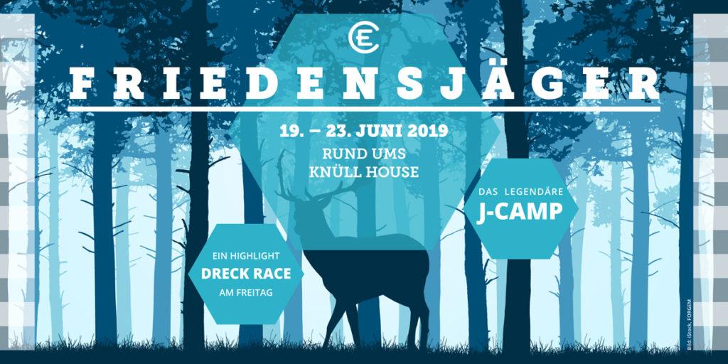 J-Camp 2019 Friedensjäger Flyer Seite 1