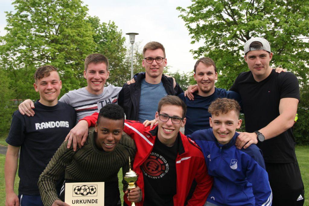 Landesfußballmeister 2019 Platz 3 EC Friedrichshausen