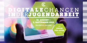 Forum für Leiter Digitale Chancen Flyer Seite 1