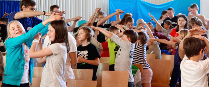 Jungschartag 2019 Bild der Kinder