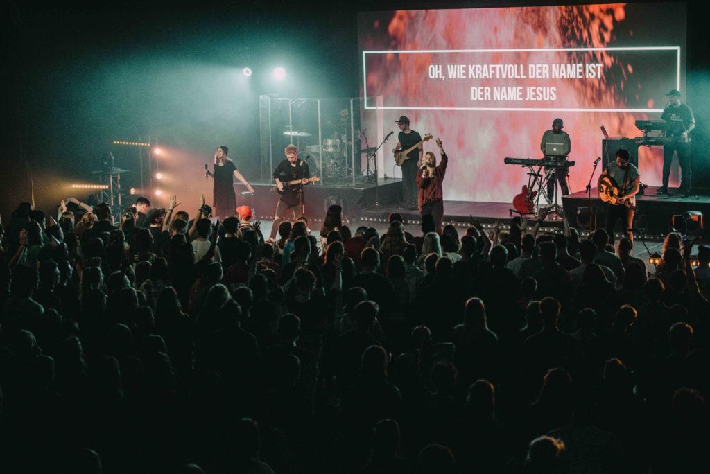 ELI Worship Band Foto Konzert