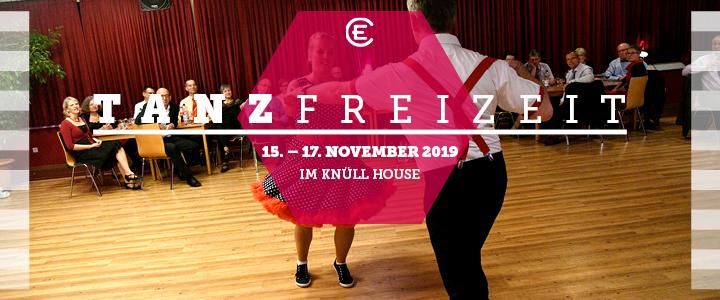 Tanzfreizeit 2019 Titelbild