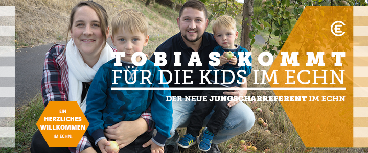 Willkommen, Tobias Schade!