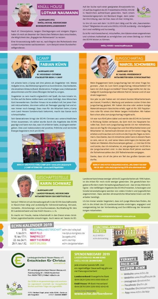 ECHN aktiv 2-2019 Seite 2