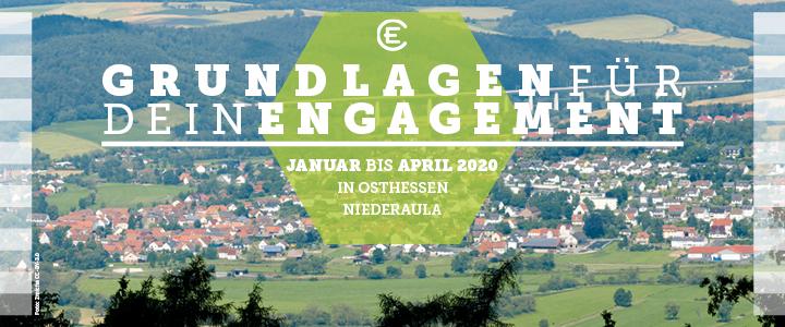 Juleica Regional 2020 Osthessen Titelbild
