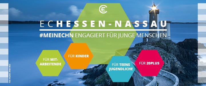 ECHN steht für EC-Landesjugendverband Hessen-Nassau e.V. - Herzliche Einladung zur Vertreterversammlung 2021 des ECHN
