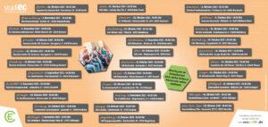 studiEC Flyer zum Wintersemester 2021 mit Terminen und Orten - Seite 2