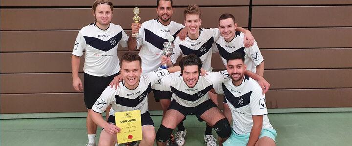 EC Bad Homburg ist Landesvolleyballmeister 2021